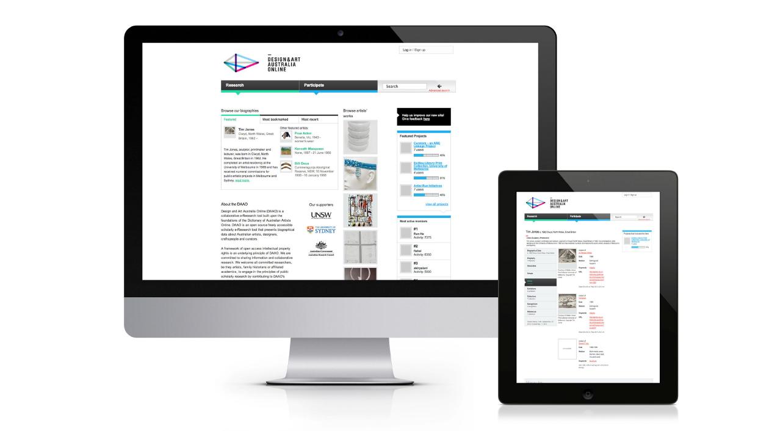 Design & Art Australia Online