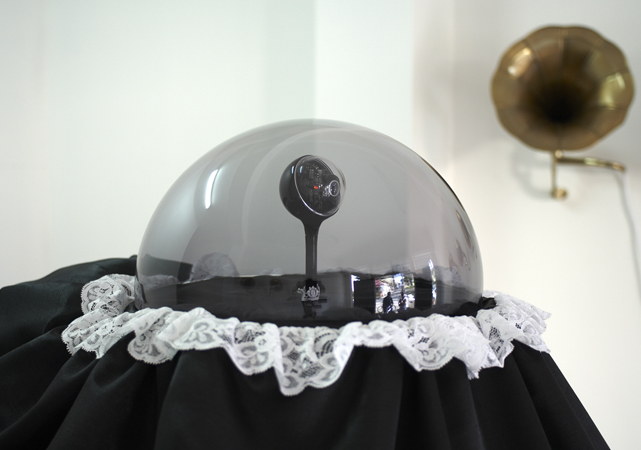The Discreet Charm of the Bourgeoisie Robot